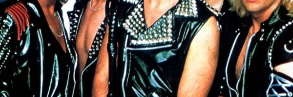 Denim and Leather: Headbanger Style