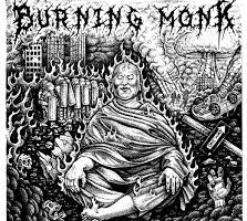 Album Review: Burning Monk – Burning Monk