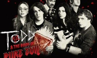 Series Review: Todd & The Book Of Pure Evil