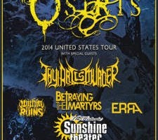 Concert Review: Born Of Osiris 2014 American Tour