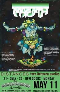 may 5 maeth distances torn