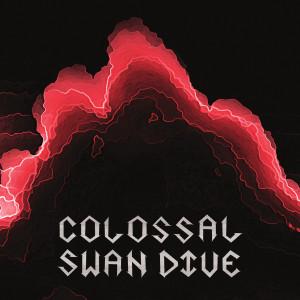 colossal swan dive album art