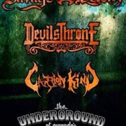 Concert Review: Metal Monday At The Underground