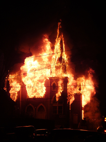 burning-church-black-metal