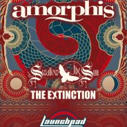 Concert Review: Amorphis, Swallow the Sun, The Extinction at Launchpad