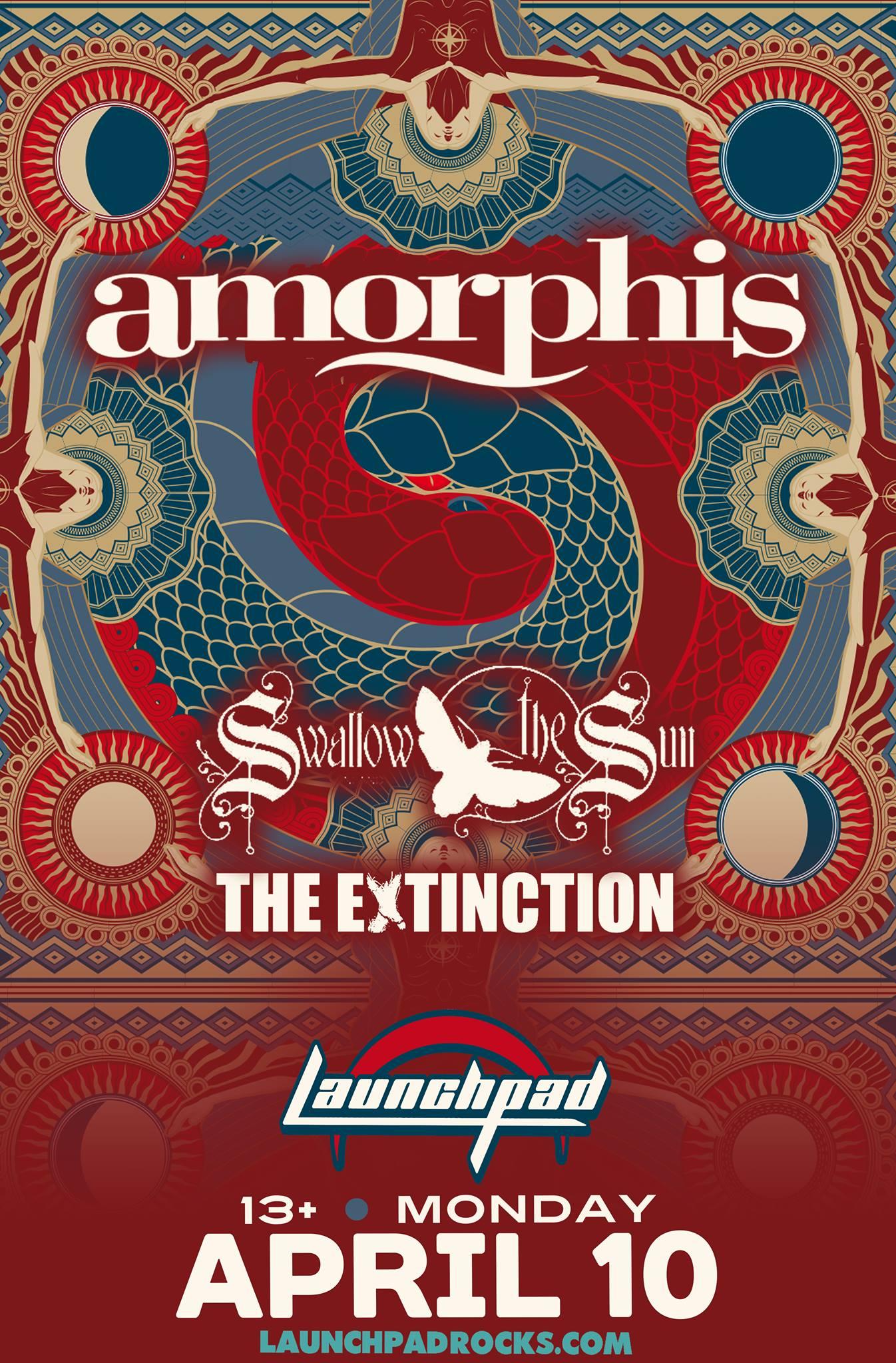amorphislaunchpad