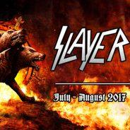 Concert Review: Behemoth, Lamb of God, and Slayer – Summer 2017 Tour