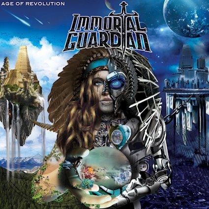 Album Review: Immortal Guardian – Age of Revolution | Undead